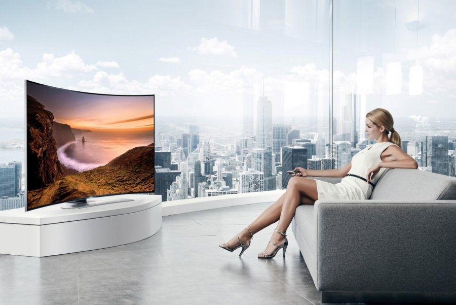 SAMSUNG televizoriai