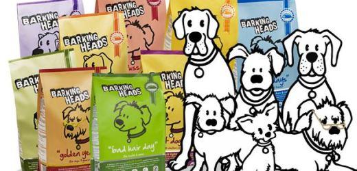 Barking Heads sausas maistas šunims: skonio ir kokybės derinys