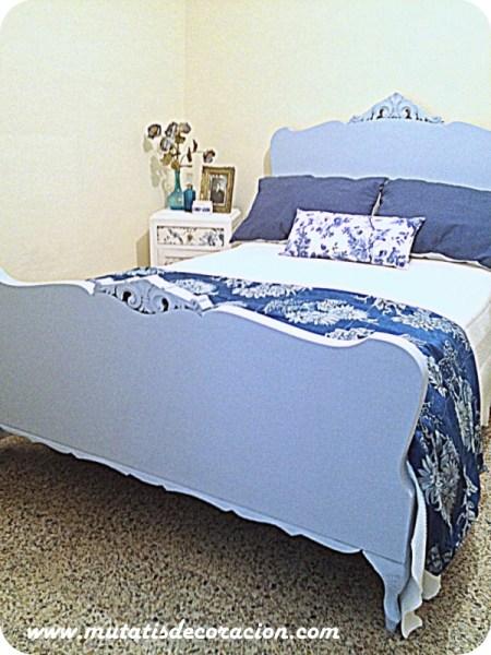 dormitorio romántico