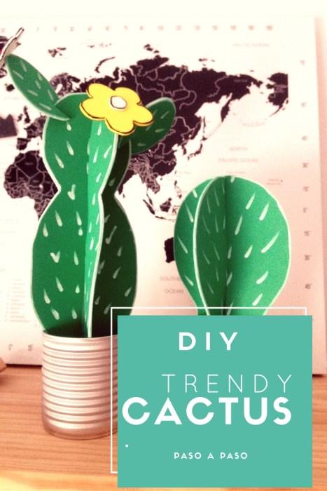 cactus diy