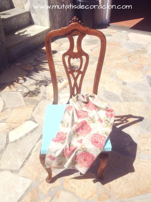 silla sin asiento