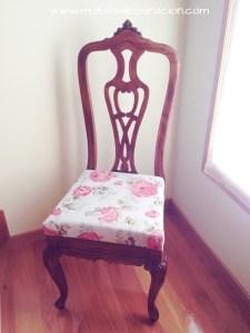 customizar silla clásica