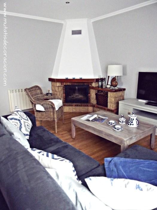 renovar un salón