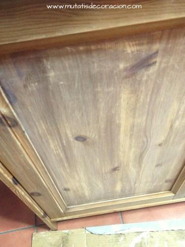 efecto madera lavada