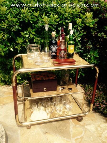 camarera mueble vintage