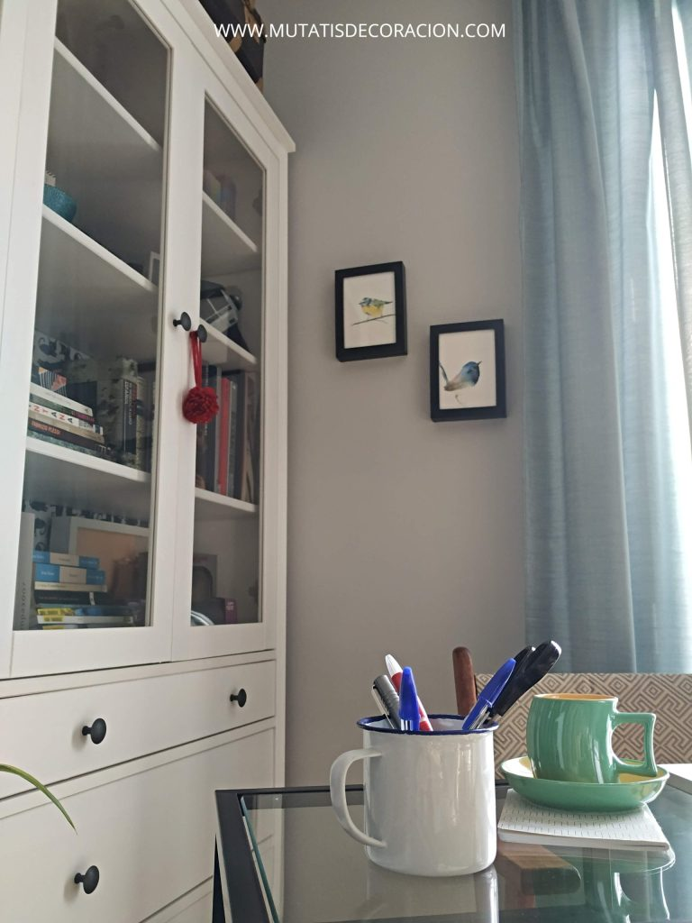 decorar paredes despacho