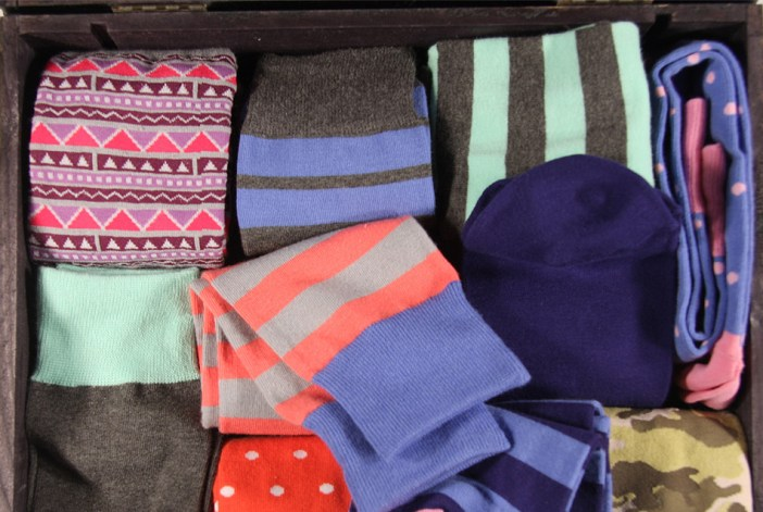 NICE LAUNDRY: PUTS THE COOL BACK IN MENS SOCKS