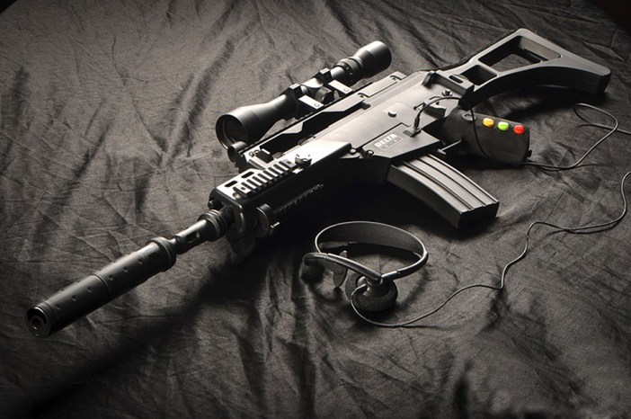 Delta six Game Controller