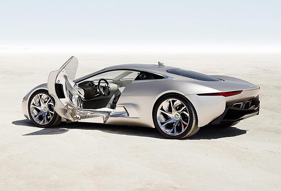 Jaguar C X75
