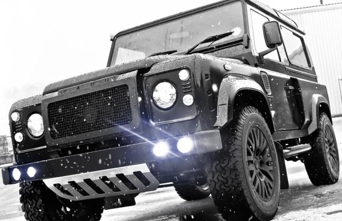 Land Rover Defender XS90 by Kahn Design