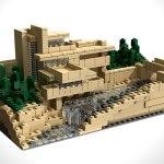 Lego Fallingwater