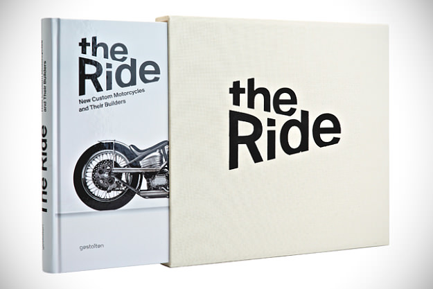 The Ride Motorcycle Book