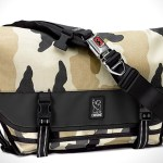 Chrome Citizen Reflective Camo Messenger Bag