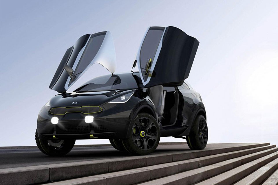 Kia Nero Concept Feature Image