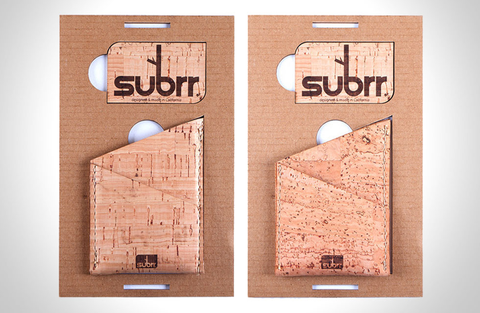 Cork Wallet by Spurr