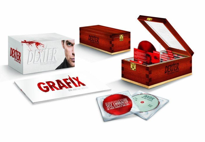 DEXTER: THE COMPLETE SERIES ON BLU-RAY