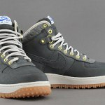Nike Air Force 1 Duckboot Anthracite