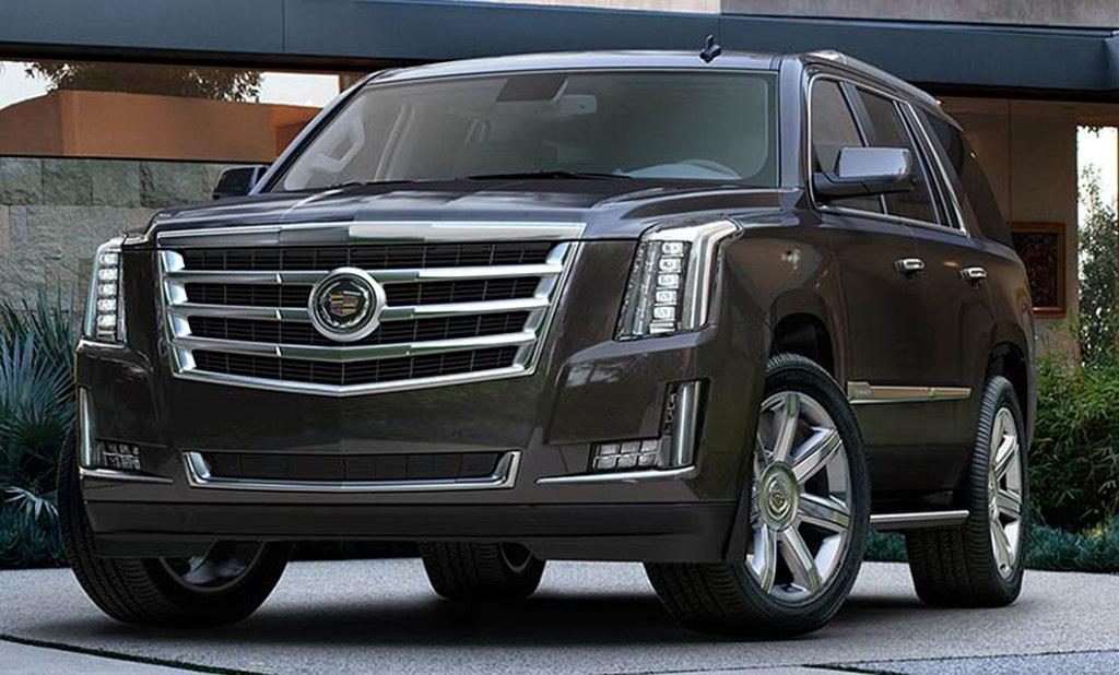 2015 Cadillac Escalade Unveiled