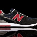 NEW BALANCE HOLIDAY REVLITE 996 RED & NAVY