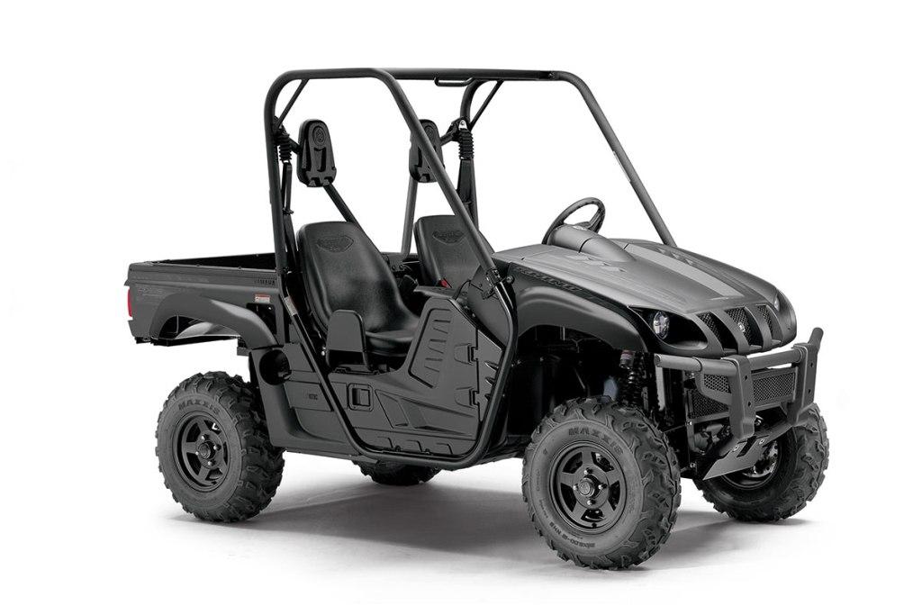 2013 YAMAHA TACTICAL BLACK RHINO 700