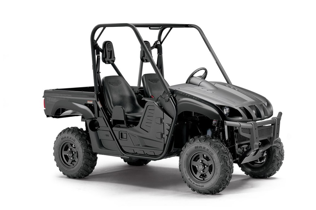 2013 YAMAHA TACTICAL BLACK RHINO 700