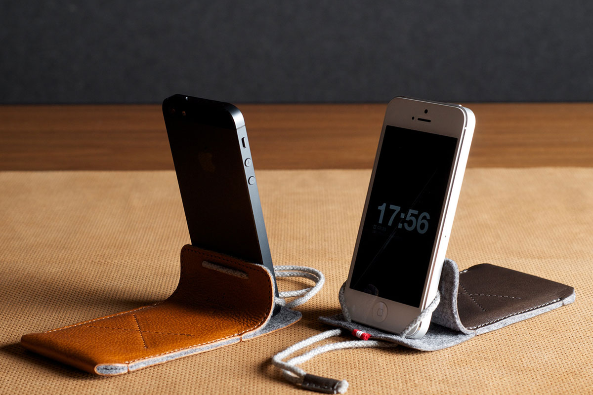 DRAW IPHONE CASE AND STAND