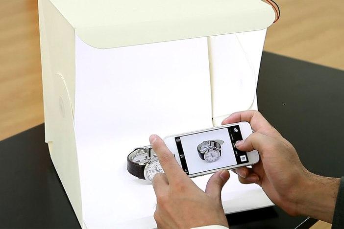 Foldio Portable Foldable Photographic Studio