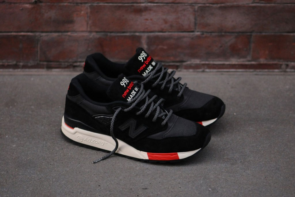 buy popular 72458 b6c19 NEW BALANCE M998BR KITH EXCLUSIVE   Muted.