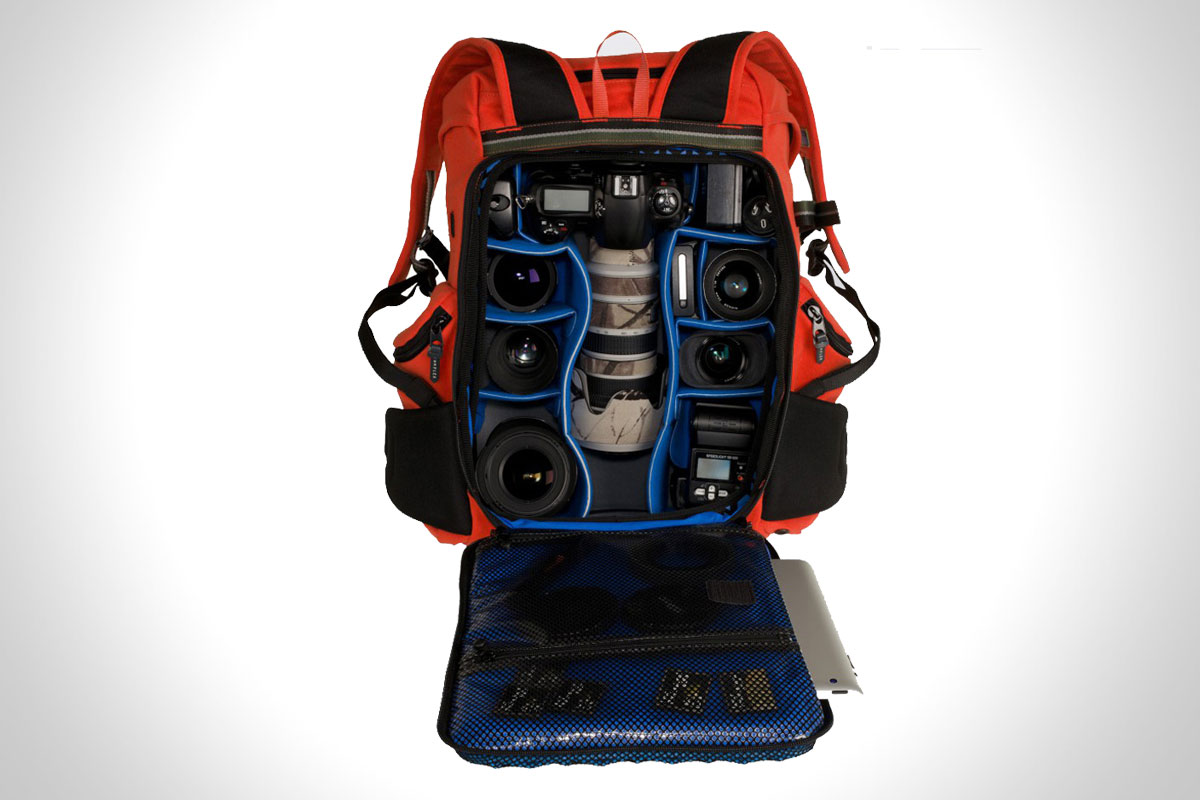 Crumpler Karachi Outpost Camera Backpack