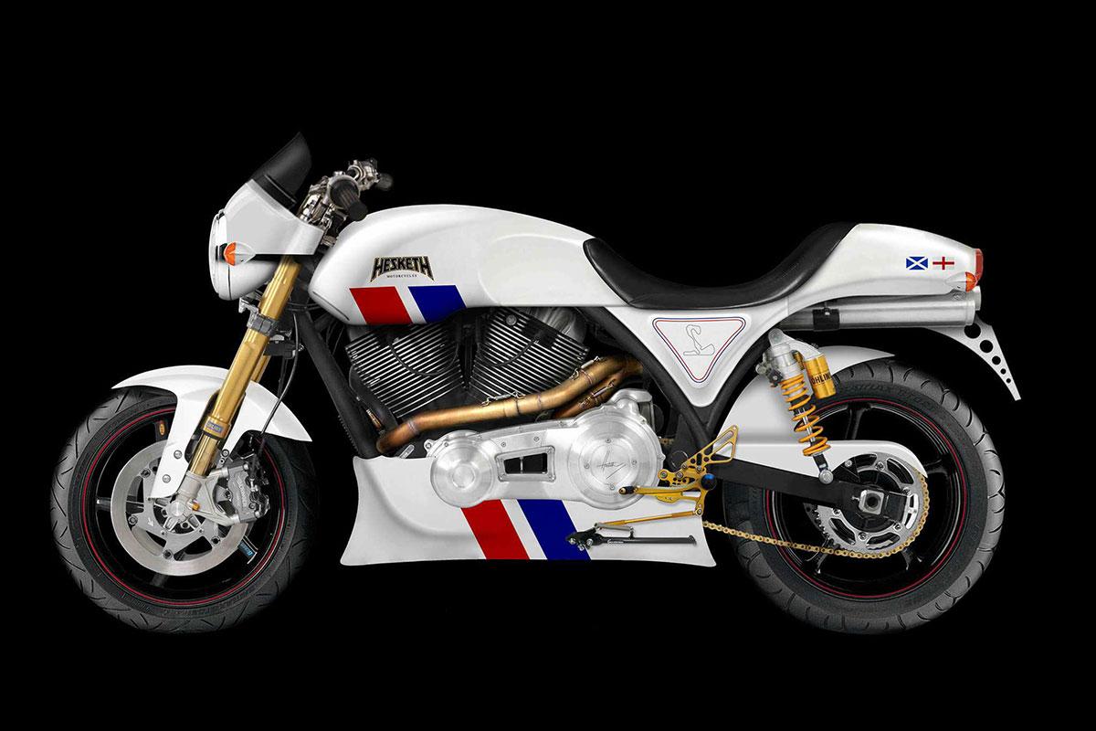 Hesketh 24 Motorcycle