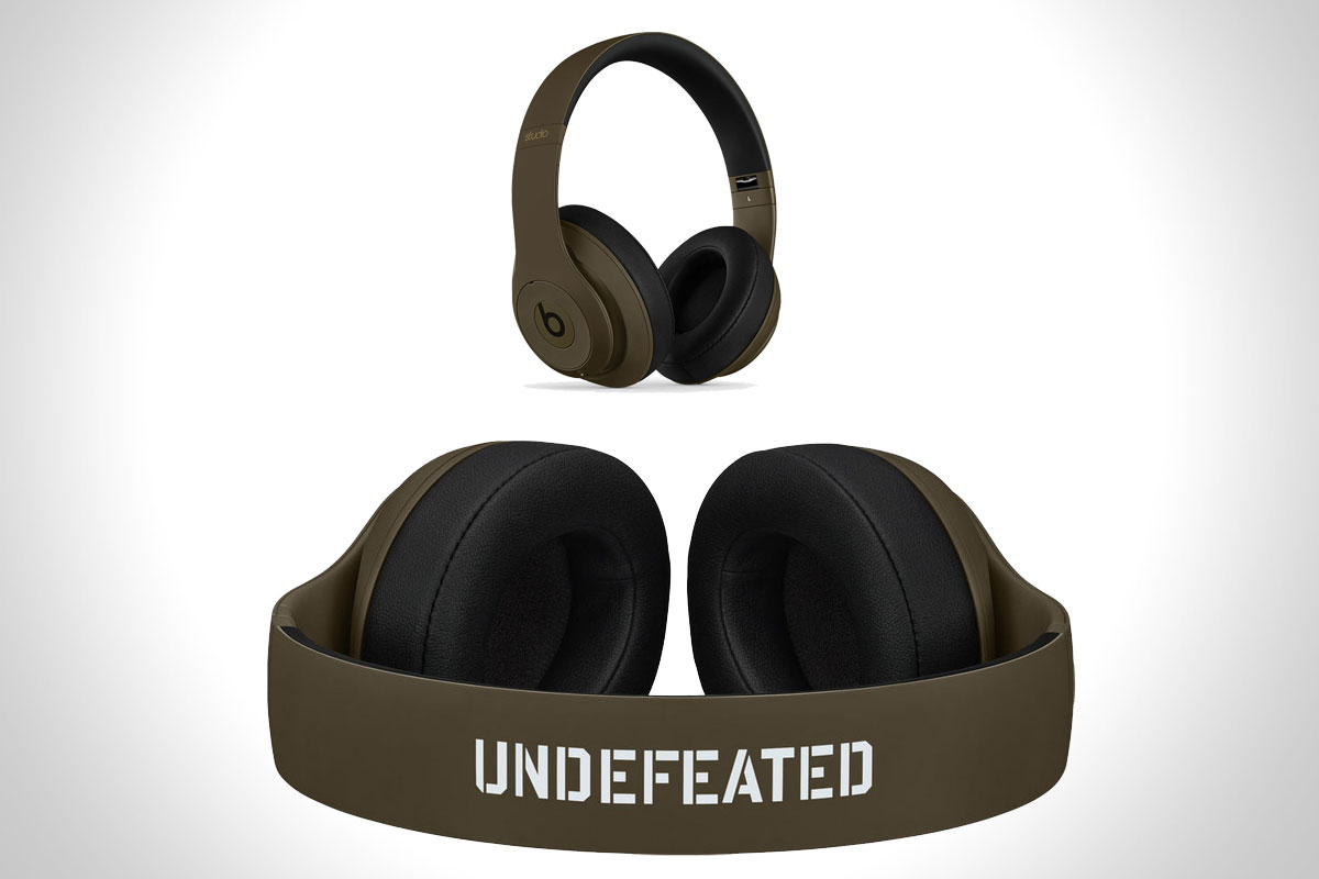 Dr. Dre Beats X Undefeated