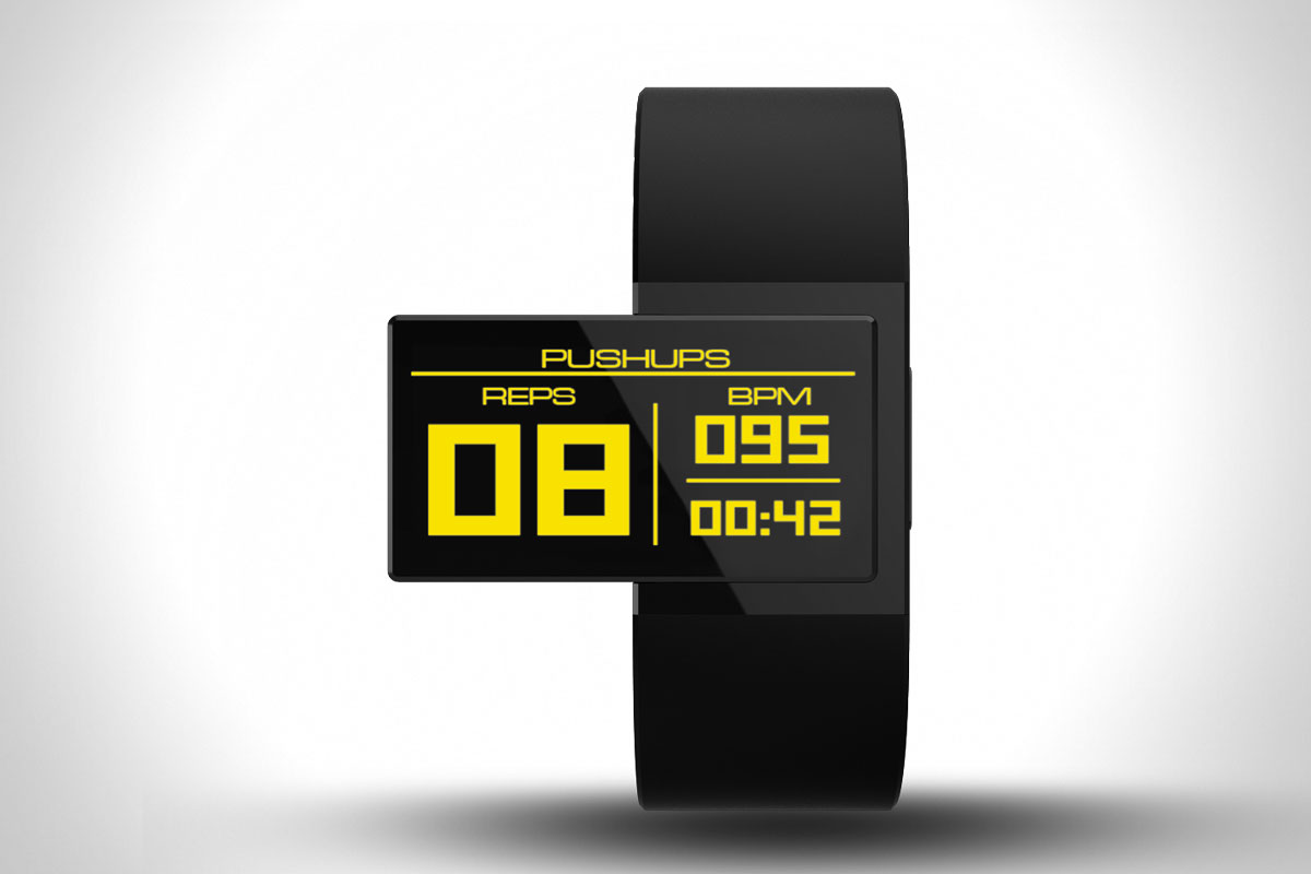 Atlas Fitness Tracker