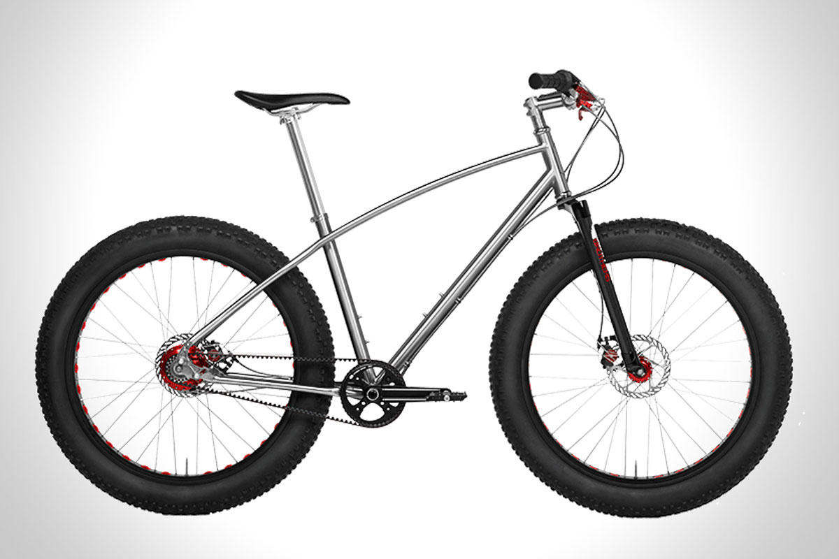 BUDNITZ BICYCLES FTB LIMITED EDITION