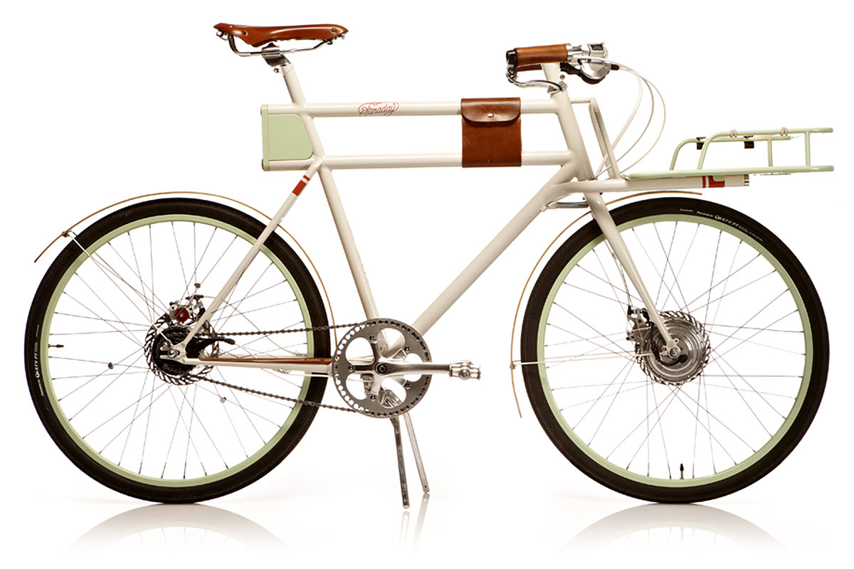 FARADAY PORTEUR ELECTRIC BIKE