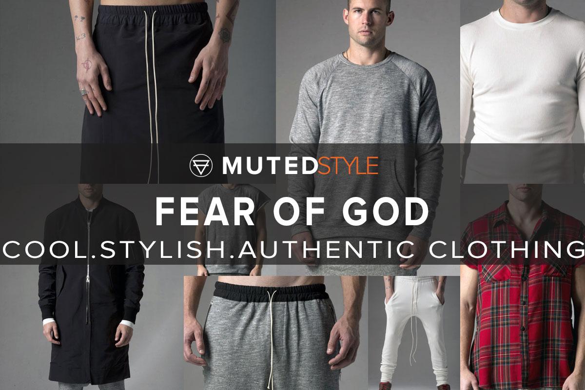 Fear of God Clothing