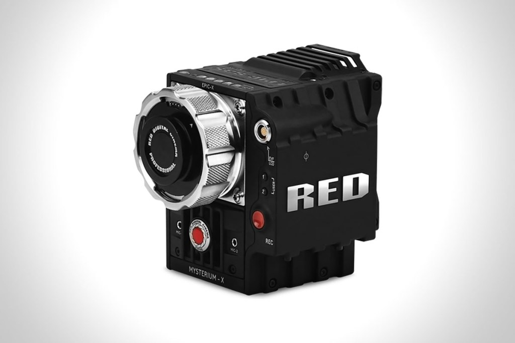 RED EPIC 5K MOVIE CAMERA