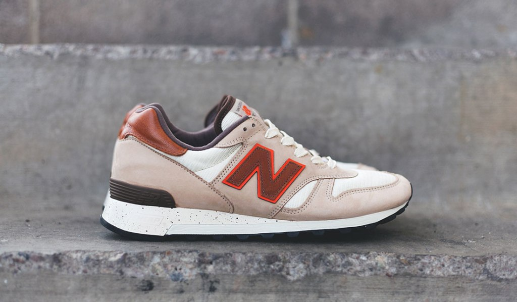 NEW BALANCE MADE IN USA 1300 (BROWN & CREAM)