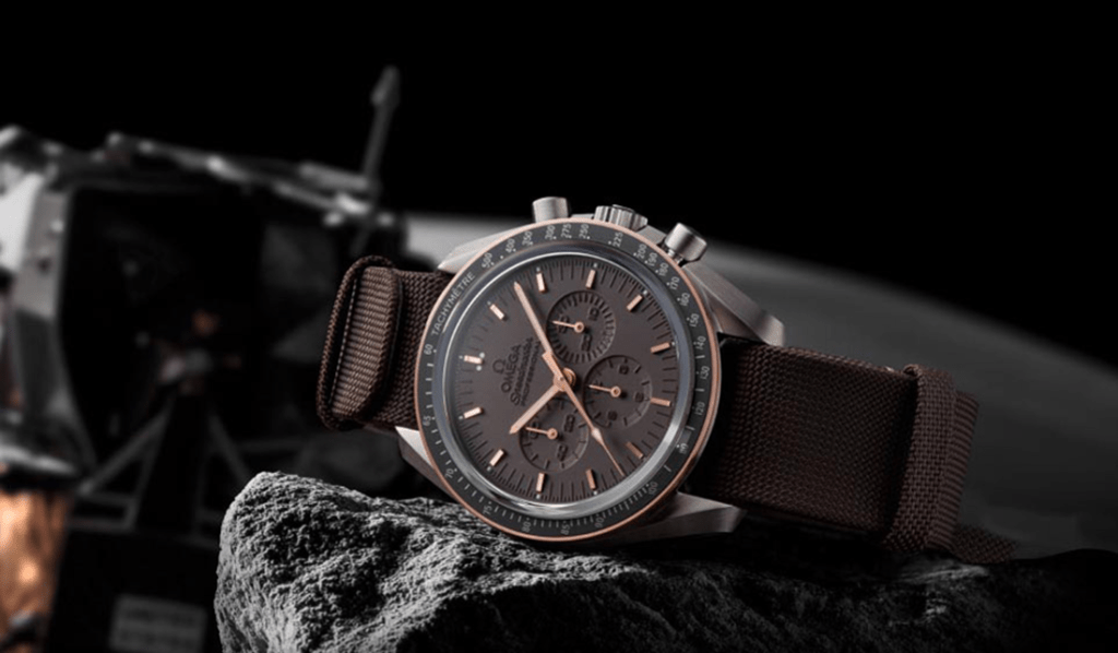 INTRODUCING THE OMEGA SPEEDMASTER APOLLO 11 45TH ANNIVERSARY WATCH