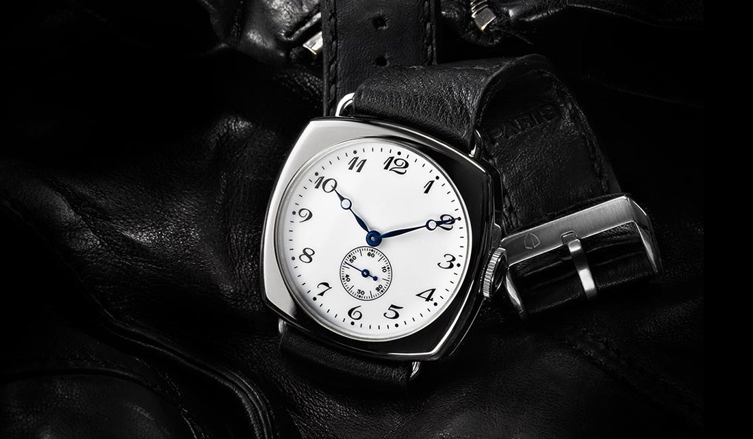 THE OLIVIER JONQUET ELIE WATCH - LIMITED EDITION OF 50 PIECES
