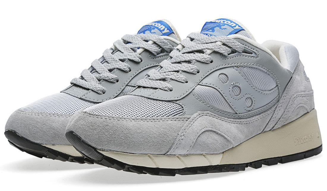 SAUCONY SHADOW 6000 PREMIUM - GREY