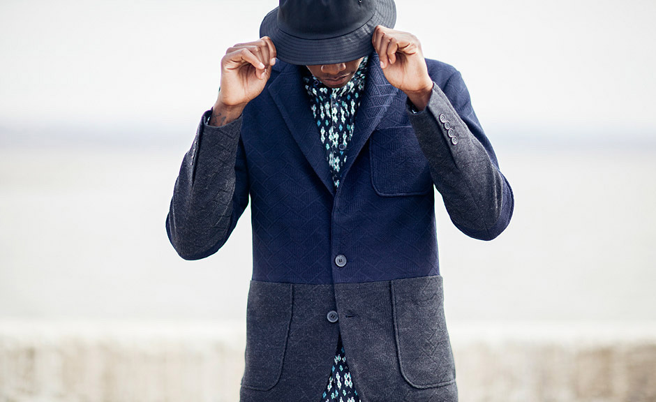 SHADES OF GREY BY MICAH COHEN SS14 LOOKBOOK