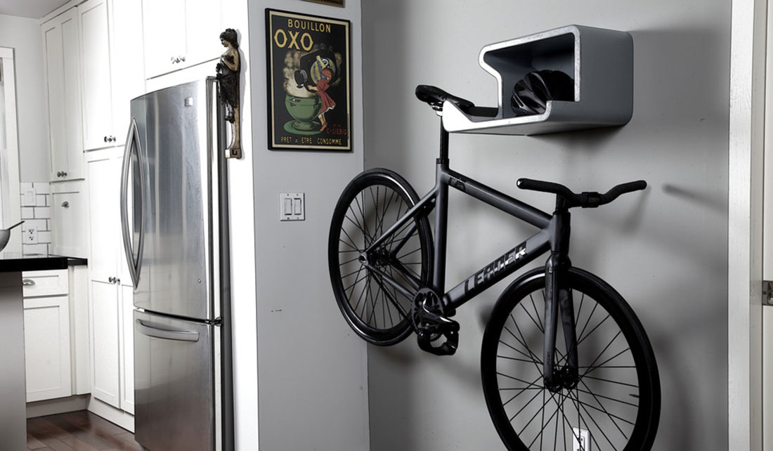 Bike Shelfiie Mount