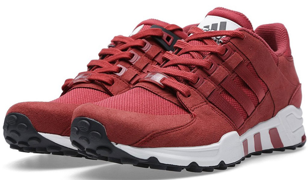 ADIDAS EQT SUPPORT COPENHAGEN - NOMAD RED