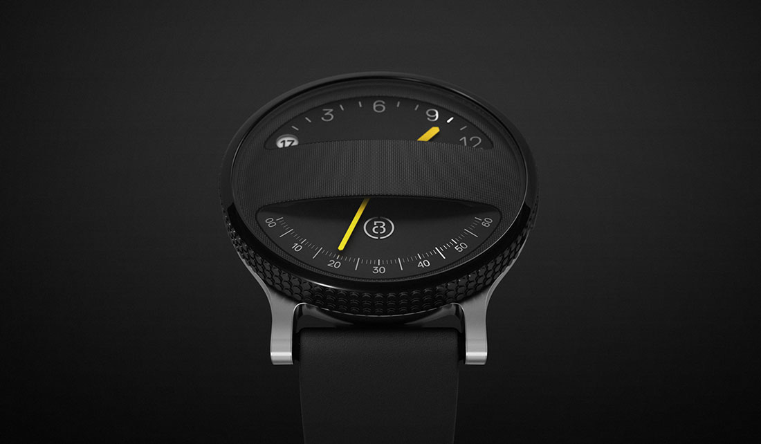 THE CONCEPT SPAN WATCH FROM BOX CLEVER