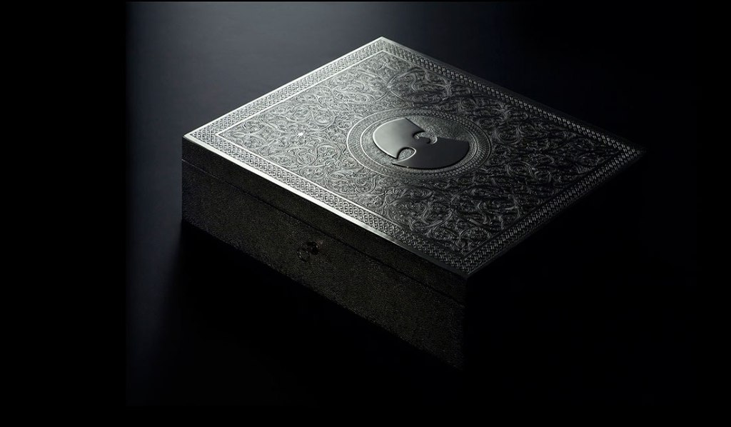 THE WU-TANG CLAN RELEASING NEW ALBUM - ONLY ONE COPY WILL BE MADE