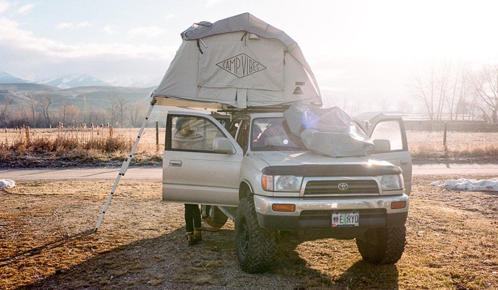 POLER LE TENT ROOFTOP TENT