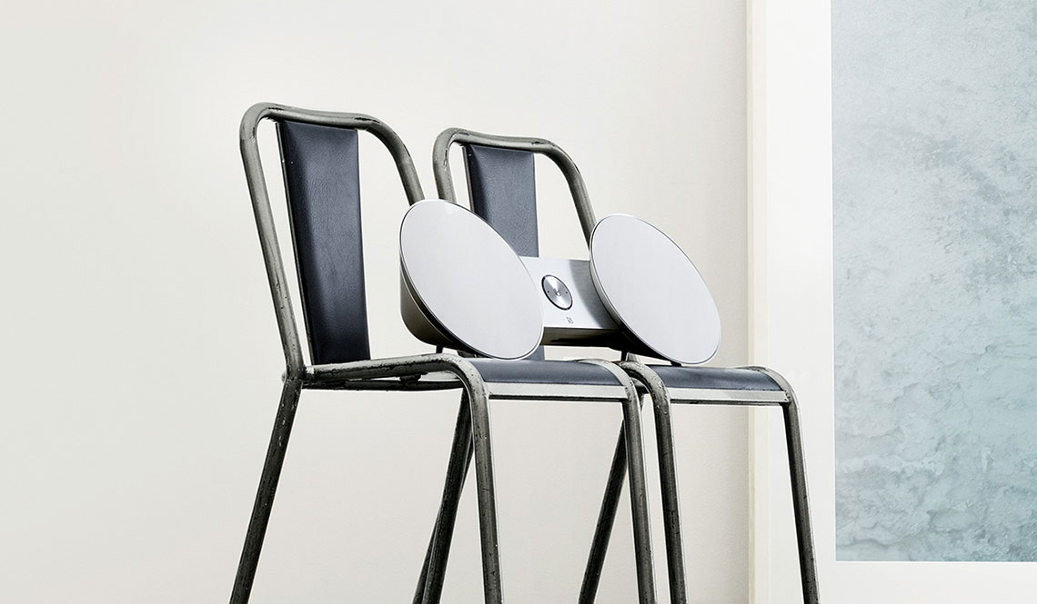 BANG & OLUFSEN BEOPLAY A8 AIRPLAY SPEAKERS