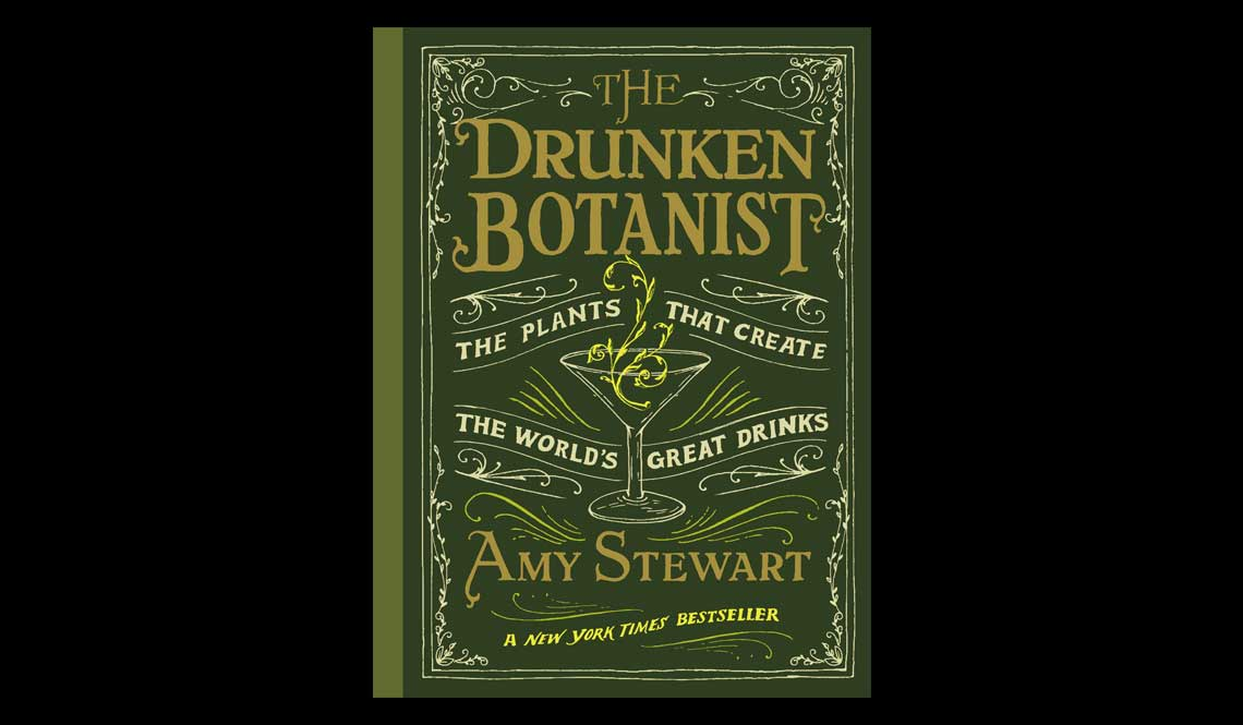 The Drunken Botanist Book Muted