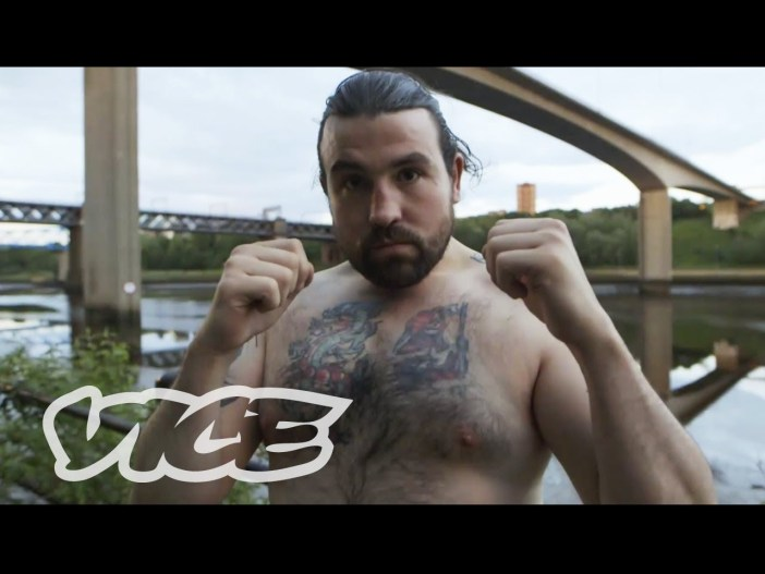 VICE – UNDERGROUND BARE KNUCKLE BOXING IN THE UK