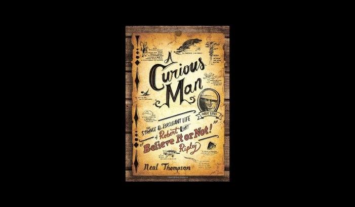 A Curious Man Book
